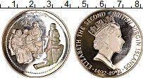Изображение Монеты Виргинские острова 25 долларов 1992 Серебро Proof- Елизавета II, 500 ле
