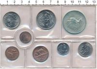Изображение Наборы монет ЮАР ЮАР 1972 1972  UNC- В наборе 7 монет ном