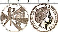 Изображение Монеты Австралия 20 центов 2013 Медно-никель UNC Турнир по крикету AS