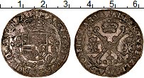 Изображение Монеты Нидерланды Испанские Нидерланды 1 эскалин 1616 Серебро VF