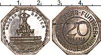 Изображение Монеты Германия : Нотгельды 20 пфеннигов 1920 Алюминий UNC-