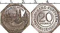 Продать Монеты Германия : Нотгельды 20 пфеннигов 1920 Алюминий