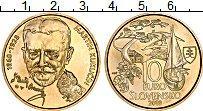 Продать Монеты Словакия 10 евро 2010 Серебро