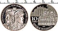 Изображение Монеты Австрия 10 евро 2005 Серебро Proof