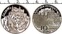 Изображение Монеты Австрия 10 евро 2014 Серебро Proof