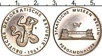 Изображение Монеты ФРГ Жетон 1967 Серебро UNC Музей в Берлине