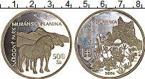 Продать Монеты Словакия 500 крон 2006 Серебро