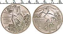 Продать Монеты Словакия 500 крон 2008 Серебро