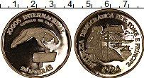 Изображение Монеты Сан Томе и Принсисипи 20 добрас 1984 Медно-никель UNC
