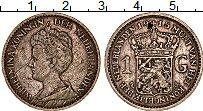 Изображение Монеты Нидерланды 1 гульден 1915 Серебро XF