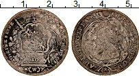 Изображение Монеты Германия Вюрцбург 10 крейцеров 1765 Серебро VF