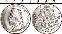 Изображение Монеты Кипр 12 фунтов 1974 Серебро UNC
