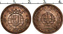Продать Монеты Гвинея-Бисау 2 1/2 эскудо 1952 Медно-никель