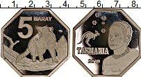 Изображение Монеты Австралия 5 долларов 2019 Посеребрение Proof-