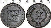 Изображение Монеты Колумбия 5 песо 1968 Медно-никель XF XXXIX  Конгресс  эга