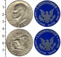 Изображение Наборы монет США Набор США 1974 1973 Серебро UNC