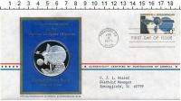 Изображение Подарочные монеты США Медаль 1975 Серебро Proof `Памятная медаль ``М