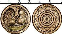 Изображение Монеты Жетоны 1 таленто 2008 Латунь UNC-