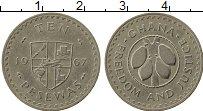 Изображение Монеты Гана 10 песев 1967 Медно-никель XF