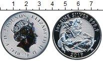 Изображение Мелочь Великобритания 2 фунта 2019 Серебро Proof