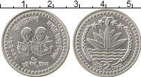 Продать Монеты Бангладеш 2 така 2004 Медно-никель