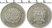 Изображение Монеты Португалия Азорские острова 100 эскудо 1986 Медно-никель UNC