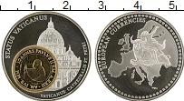 Изображение Монеты Германия Медаль 0 Посеребрение Proof- Европейская валюта,