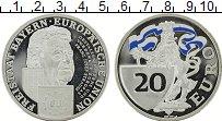 Изображение Монеты Германия 20 евро 0 Серебро Proof-