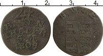 Продать Монеты Саксен-Веймар-Эйзенах 1/24 талера 1808 Серебро