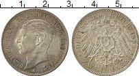 Изображение Монеты Германия Шварцбург-Рудольфштадт 2 марки 1898 Серебро XF