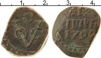 Изображение Монеты Цейлон 1 стивер 1792 Медь VF