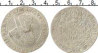 Изображение Монеты Саксония 1 талер 1556 Серебро VF Август