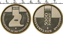 Изображение Монеты Венгрия 5000 форинтов 2006 Серебро Proof-