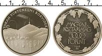 Изображение Монеты Венгрия 500 форинтов 2008 Серебро Proof-