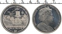Изображение Монеты Виргинские острова 1 доллар 2005 Медно-никель Proof