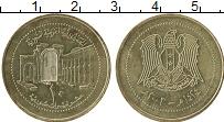 Продать Монеты Сирия 10 фунтов 2003 Латунь