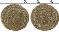 Изображение Монеты Древний Рим Фолис 0 Бронза VF Константин I (Велики