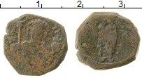 Изображение Монеты Антика Византия Нумий 0 Бронза VF