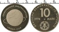 Изображение Монеты ГДР 10 марок 1978 Медно-никель Proof-