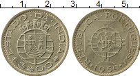 Продать Монеты Португальская Индия 3 эскудо 1959 Медно-никель