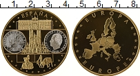 Изображение Монеты Европа Жетон 0 Латунь Proof-