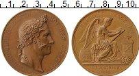 Изображение Монеты Бельгия Медаль 1835 Медь XF