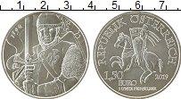 Продать Монеты Австрия 1 1/2 евро 2019 Биметалл