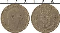 Изображение Монеты Дания 5 крон 1961 Медно-никель XF Фредерик IX