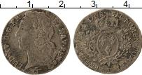 Изображение Монеты Франция 1/10 экю 1768 Серебро VF Людовик XV