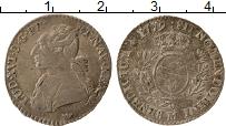 Изображение Монеты Франция 1/10 экю 1779 Серебро VF Людовик XVI