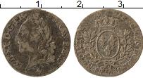 Изображение Монеты Франция 1/20 экю 1779 Серебро VF Людовик XV