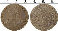 Изображение Монеты Франция 1/2 экю 1726 Серебро XF Людовик XV