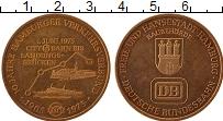 Изображение Монеты ФРГ Жетон 1975 Бронза UNC-