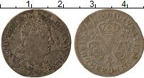 Изображение Монеты Франция 1/10 экю 1713 Серебро VF Людовик XIV